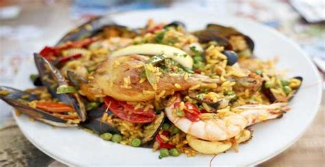 cuisine espagne cuisine espagnole