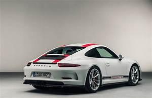 Look But Don39t Touch New Porsche 911 R