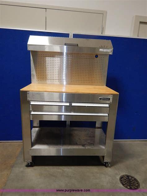 kobalt 3 drawer workbench seized asset auction in garden city kansas by purple wave