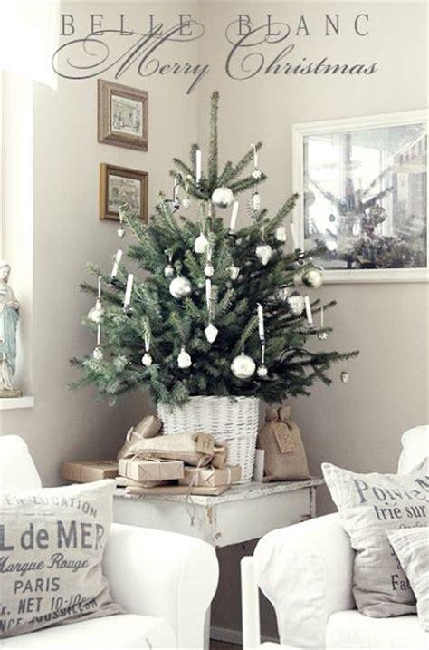 Möbel Shabby Chic Weiß by Interior Relooking Come Arredare Casa A Natale Idee Da
