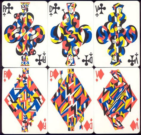 playing card designs   gallery  playing