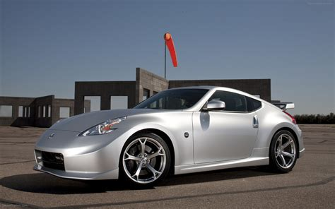 Nissan 370z Nismo Hp by Nissan Nismo 370z 2011 Widescreen Car Image 10 Of