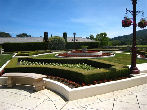 As one of the larger producers in sonoma, this winery is big enough to be split between two different sites: Ferrari-Carano Vineyards and Winery, Healdsburg, CitySeeker