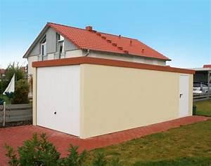 Garage Holzständerbauweise Preise : fertig doppelgarage mit abstellraum ~ Lizthompson.info Haus und Dekorationen
