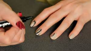 How to do a tattoo design nail art designs