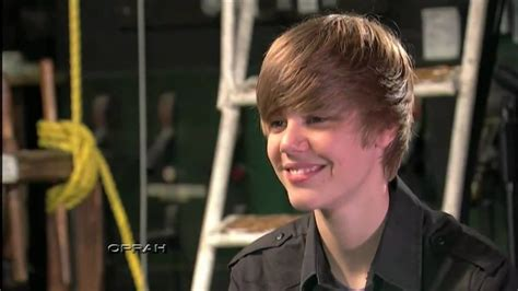 Justin Bieber 11 Years Old
