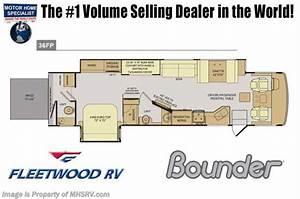2003 Fleetwood Bounder Floor Plans