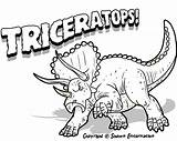 Dinosaur Coloring Pages Print sketch template