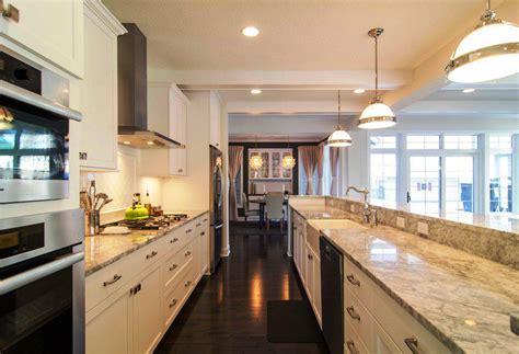 galley kitchen renovation ideas galley kitchen with island floor plans cool galley