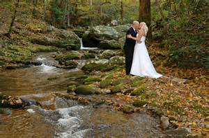 wedding venues nashville tn gatlinburg creekside wedding location smoky mountain weddings gatlinburg tn