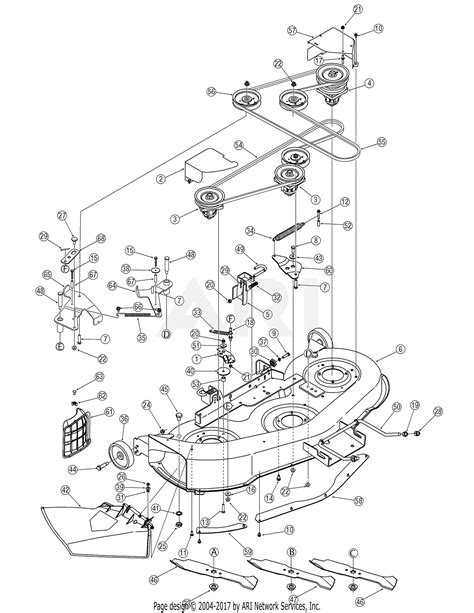 Huskee Mower Electrical Diagram by Wiring Diagram For A Huskee Lt 4200 Wiring Diagram And