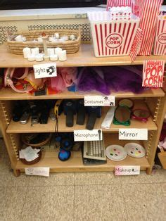 dramatic play  theater images day care