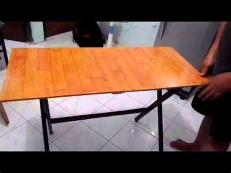 meja lipat satu papan modern by sunarto 640x480