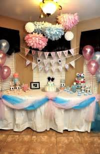 Baby Gender Reveal Party Decoration Ideas