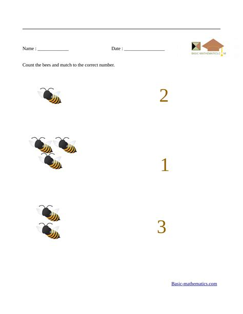 preschool math worksheets proworksheet