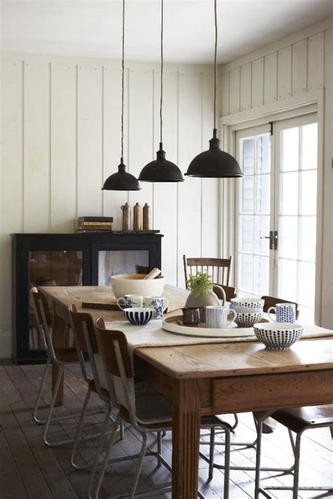 Best Farmhouse Style Dining Room Decorating Ideas Excellent