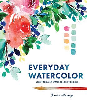 best watercolor painting books for beginners