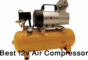 8 Best 12v Air Compressor Reviews And Buying Guide 2019