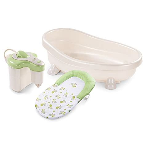 Baby Bath Tub Spa by Summer Infant Soothing Spa And Shower Baby Bath Buy