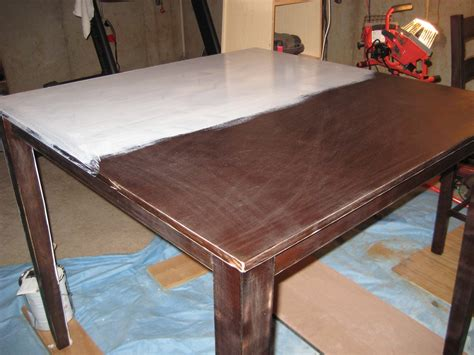 sanding and staining wood table easy refinishing kitchen table ideas all about house design