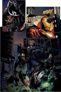 Winter Soldier VS Crossbones (Civil War) | Comicnewbies