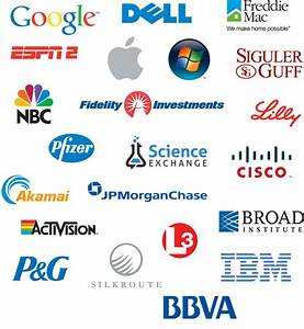 The gallery for --> American Technology Company Logo Name