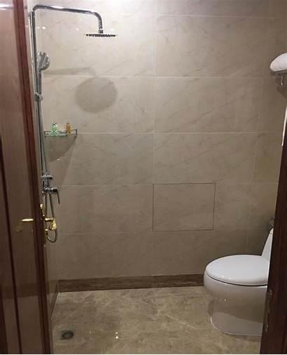Combo China Toilet Shower Hotel Bathroom Redd
