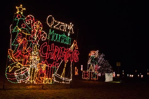 branson christmas light displays  branson christmas