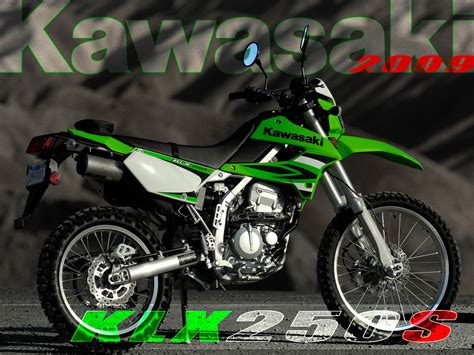 Modification Kawasaki Klx 250 by Kawasaki Klx 250s Best Photos And Information Of