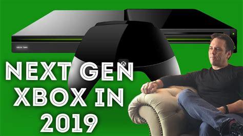 xbox next gen next xbox coming in 2019 rumor why i believe it