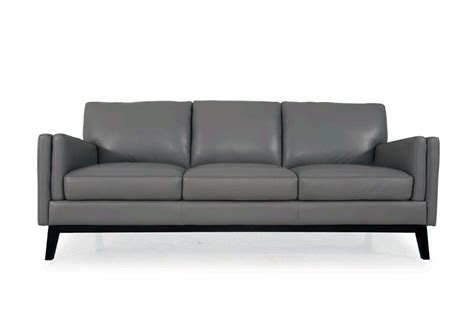 gray leather sofa grey leather sofa collection leather sofas