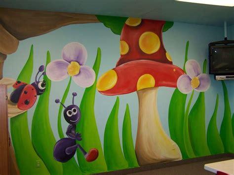 8 best preschool garden mural images on garden 872 | fbdc0ce56d60bfb7185bbe03ee1f319e mural ideas wall ideas
