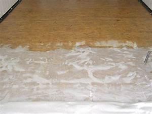 Osb Platten Spachteln Und Tapezieren : containerboden versiegeln osb platten spanplatten ~ Watch28wear.com Haus und Dekorationen