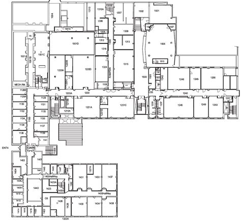 seamans center floor plans college  engineering