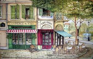 Handmade Cafe De Paris by The Clay Palette CustomMade com