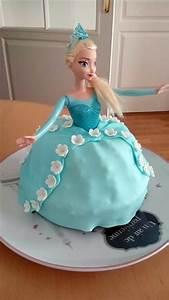 Gâteau Reine Des Neiges : recette de g teau reine des neiges ~ Farleysfitness.com Idées de Décoration