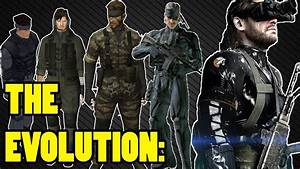 The Evolution Of Graphics Playstation Metal Gear Solid