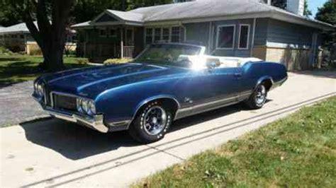 oldsmobile cutlass sx  convertible twilight blue