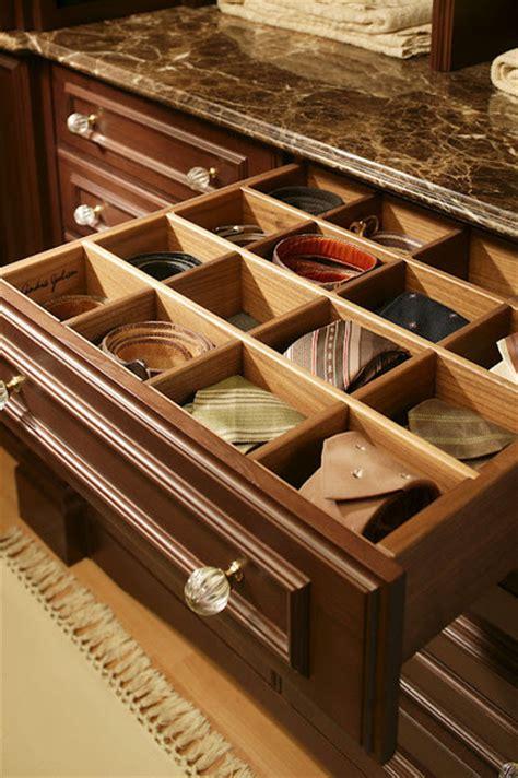 wardrobe drawer detail