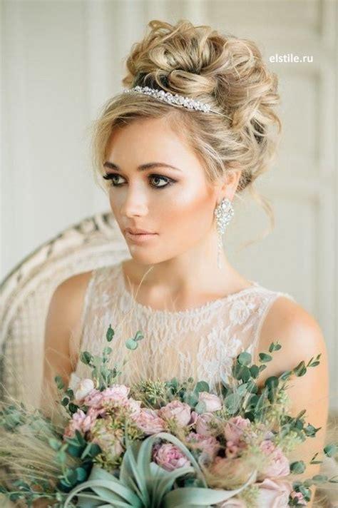 stunning bridal updos    beautiful