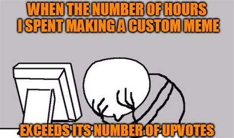 Meme Generator Custom Image - poor roi imgflip