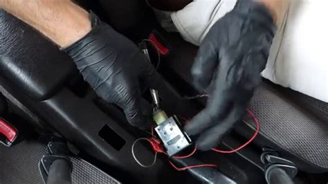 replace seat heater switch  car  truck youtube