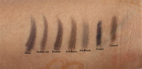 brow wiz colors beverly brow wiz review swatches t a