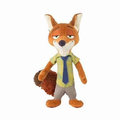 Zootopia Plush Nick Wilde Disney Toys Toy