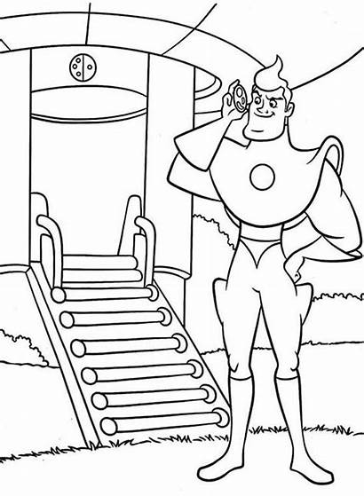 Future Coloring Pages Meet Robinsons Printable Getcolorings