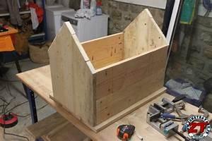 Cabane Pour Chat Exterieur Pas Cher : fabriquer une cabane pour chat en bois ~ Teatrodelosmanantiales.com Idées de Décoration