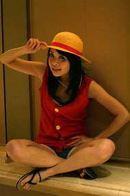 One Piece Girl Luffy Cosplay