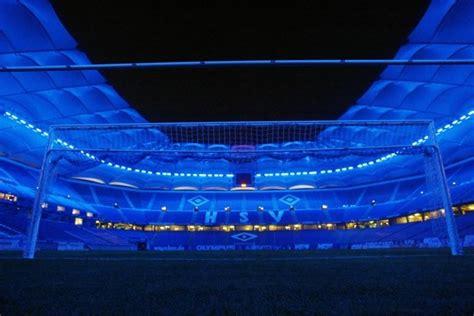 das stadion die fans vom hsv