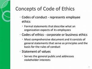 code of ethics examples google search codes of ethics With company code of ethics template