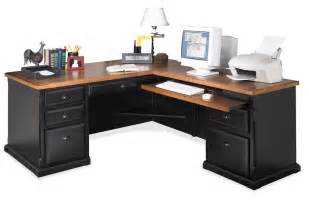 small l shaped desk rooms